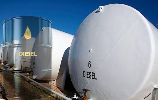 Продажа дизельного топлива опт