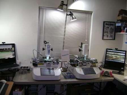 IReball - Reparação de Consolas e Laptops