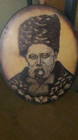 Портрет Тараса Григоровича.Шевченко