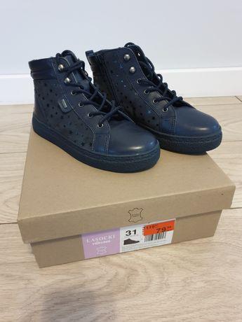 Nowe buty Lasocki 31