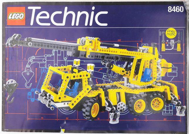 Lego Technic 8460 Dźwig Pneumatyczny