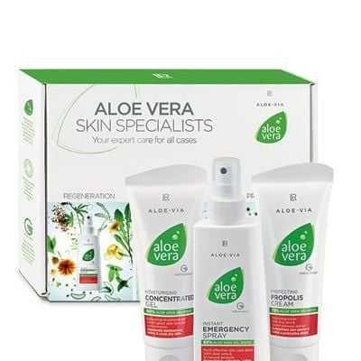 Caixa Aloe Vera (Produtos fantásticos)