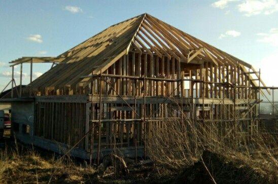 Будівництво деревяно-каркасних будинків