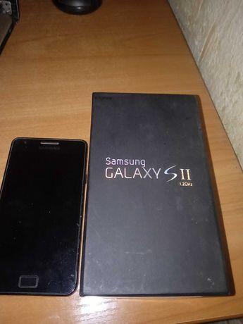Samsung Galaxy S2 нерабочий