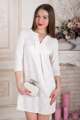 Ніжне гіпюрове плаття бренду Larionoff (підходить і для вагітних)