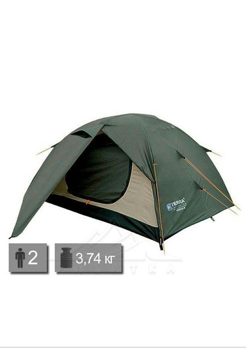 Палатка Terra Incognita Omega 2 Omega 3 Днепр - изображение 1