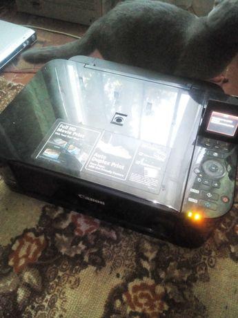 Принтер сканер на запчасти или целиком