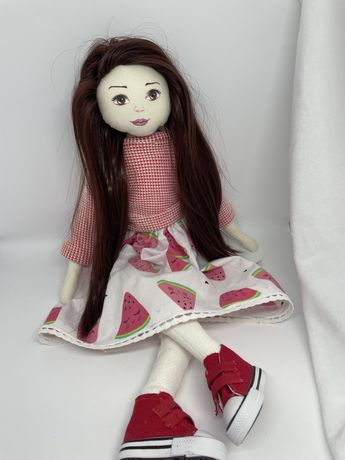 Lalka handmade