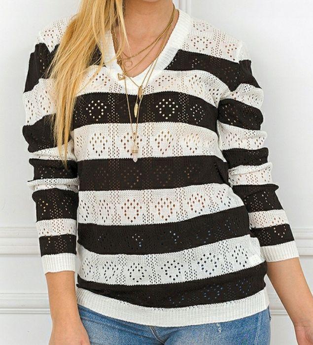 Ażurowy sweterek Sosnowiec - image 1