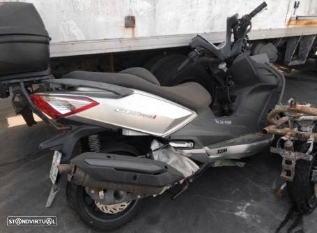 Para Peças Sym Motorcycles Gts