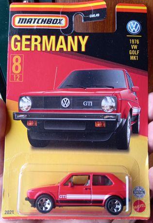 Volkswagen Golf MK1 (1976)