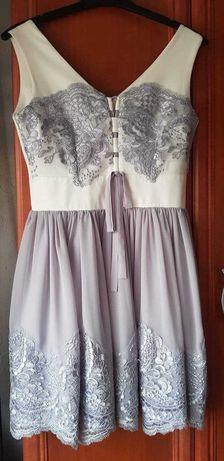 Sukienka śliczna 36