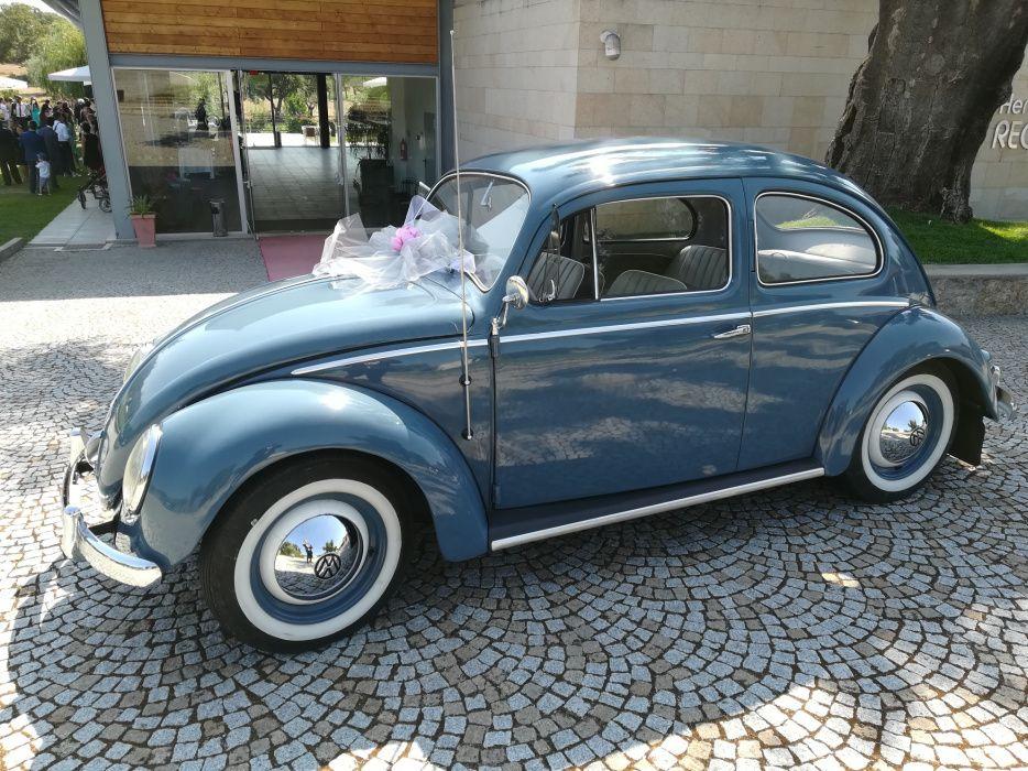 VW Carocha de 1958 – Casamentos Guarda - imagem 1