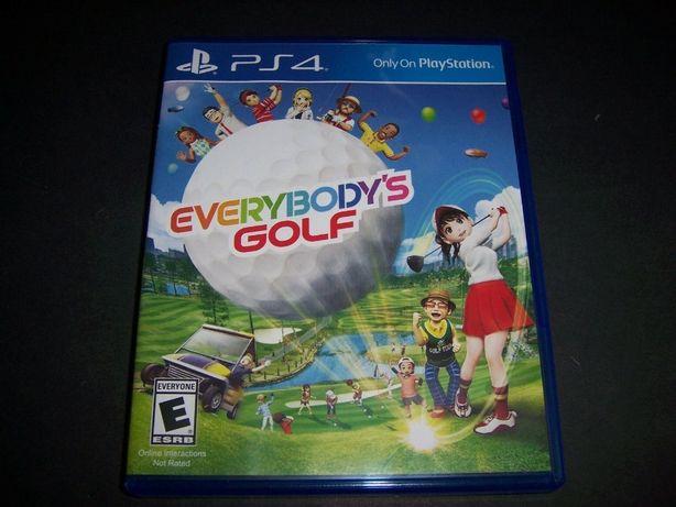 Gra PS4 Everybody's Golf