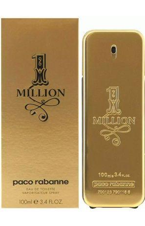 Туалетная вода парфюм paco rabanne 1 millin не dior dolce gucci