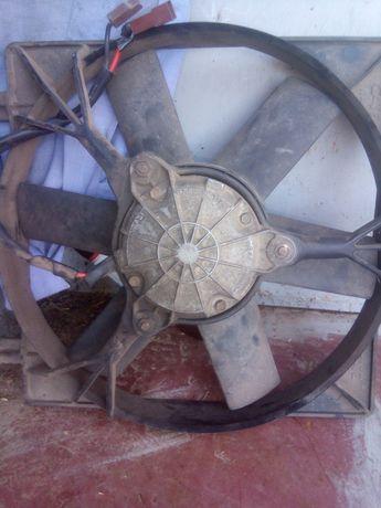 Вентилятор охлаждения радиатора ситроен BX