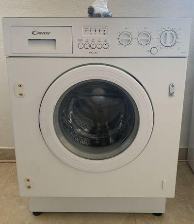 Maquina de lavar roupa  de encastre