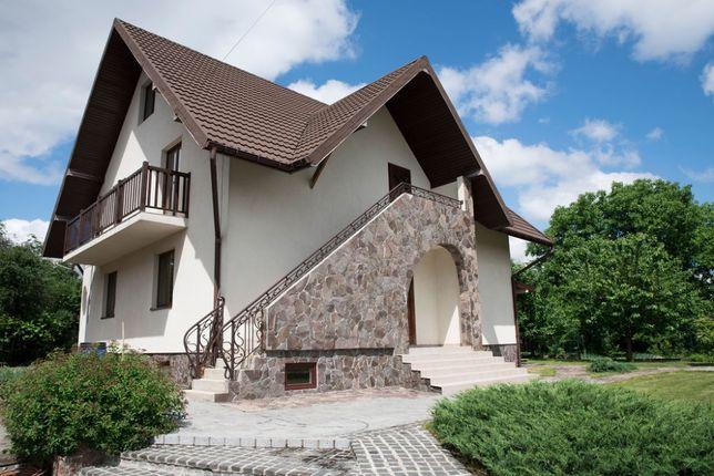 Продаж будинку в с. Гатне від Bласника, 342 кв.м, ділянка 17 соток