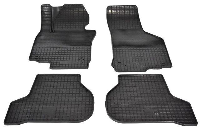 Автомобильные коврики в салон Skoda Octavia A5 Volkswagen Golf 5, 6
