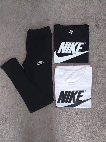 Komplet damski z logo Nike Adidas CK kolory S-Xl!!!
