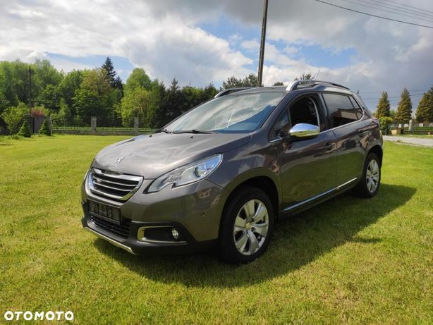 Peugeot 2008 Automat, benzyna, nawigacja, sam parkuje, skóra