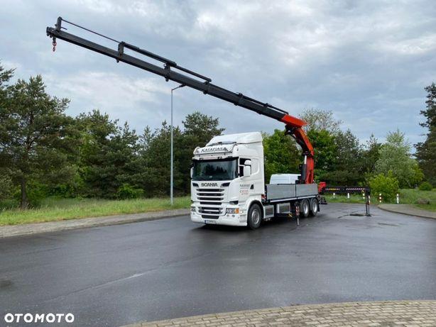 Scania R500 6x4 Palfinger 44002  R500 6x4 Palfinger 44002