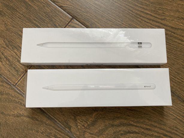 Новый Apple Pencil 1 и 2 для планшета iPad 9.7,10.2,10.5,10.9,11,12.9