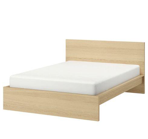Łóżko Malm Ikea 140/200