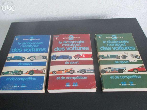 Le dictionnaire marabout des voitures de sport et compétition