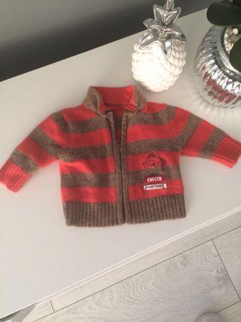 Cieplutki sweterek Chicco rozm 56