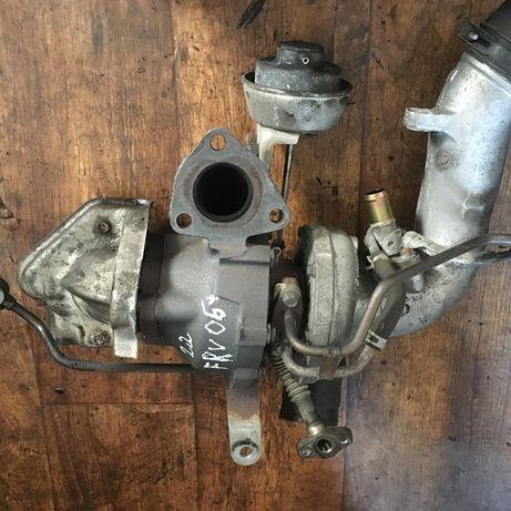 Turbina Turbo sprężarka Honda FRV 06r 2.2