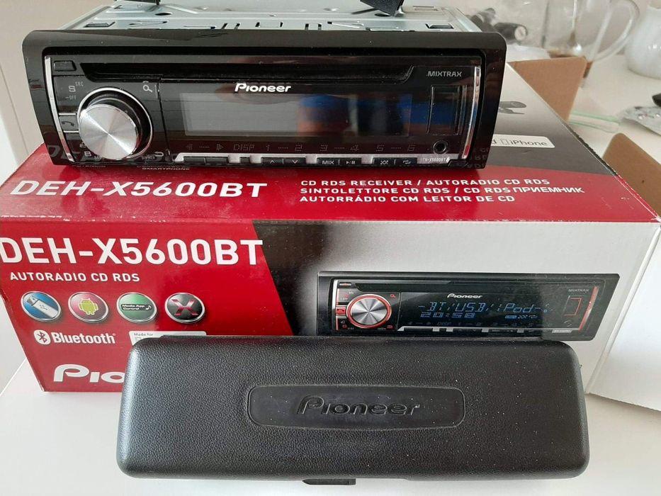 Sprzedam radio Pioneer z USB i bluetooth Łódź - image 1