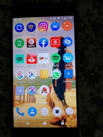 Como novo Telemóvel Android V8 Vodafone
