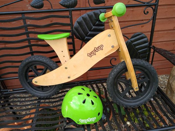 Rower biegówka Tup Tup+kask