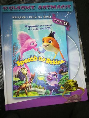 Sposób na Rekina -Książka i film na DVD