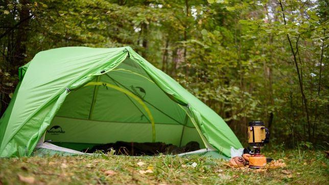 Двухместная палатка Naturehike Star River 2 Silicone 20D 2 кг.