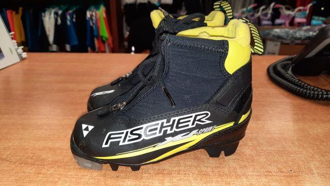 Buty do nart biegowych FISCHER XCJ SPRINT rozmiar 28