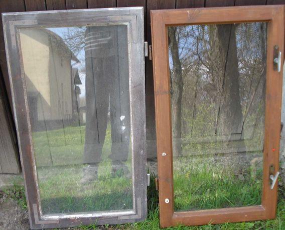 Okna łazienkowe z demontażu