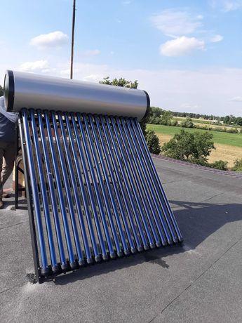 Kolektor słoneczny Heat Pipe 240l