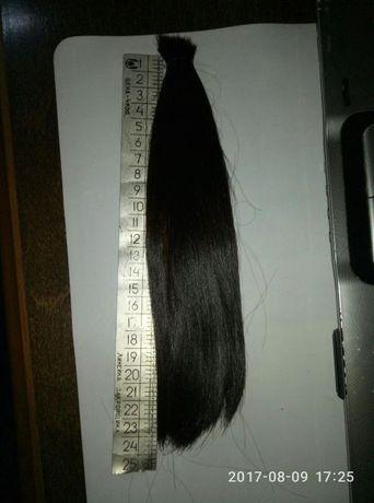 Волос- 25см+24см_два хвоста цвет 3.0