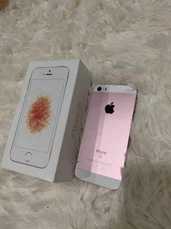 IPhone SE różowy 32GB