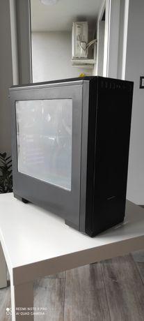 Komputer i5 6400/8 GB Hyper/1050 ti/zakrzywiony monitor