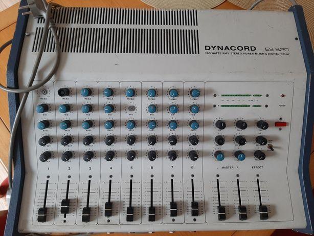 Mixer/Wzmacniacz Dynacord ES 820