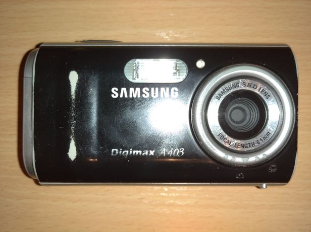 Aparat fotograficzny Samsung digimax A403