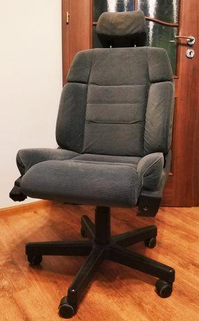Fotel biurowy samochodowy