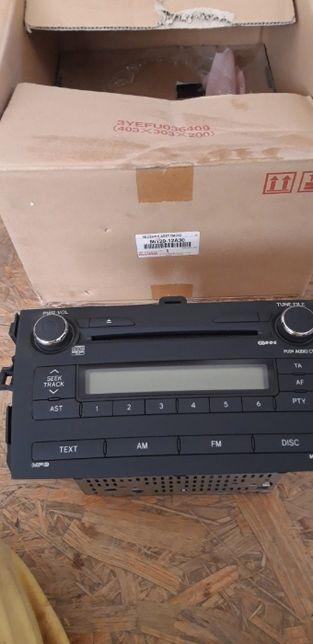 аудио система КОРОЛЛА
