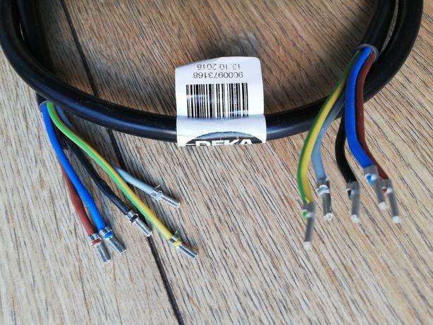 Bosch Deka nowy kabel przewód zasilający do płyta indukcyjna kuchenka