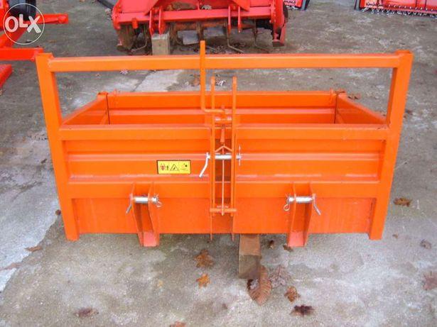 Mangualde - caixa de carga 1,20 mt