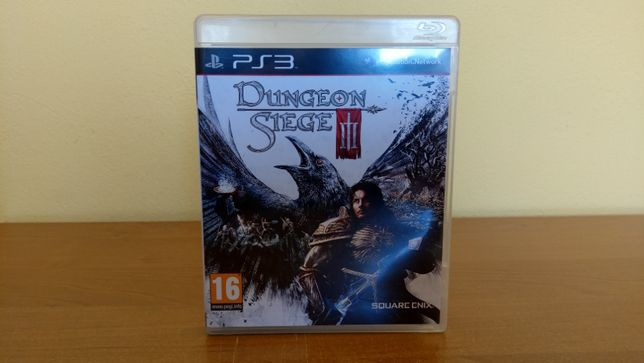 Gra Dungeon Siege III PS3 IDEAŁ