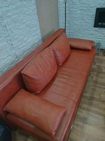 Sofa i fotele, witryna